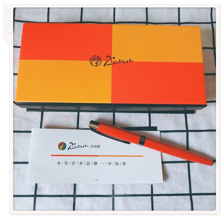 #测评笔记#毕加索钢笔🖋由于..., 手帐工具