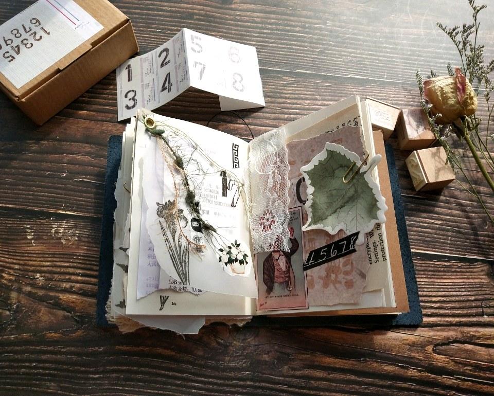 手帐 最近迷上护照本 ,手帐工具