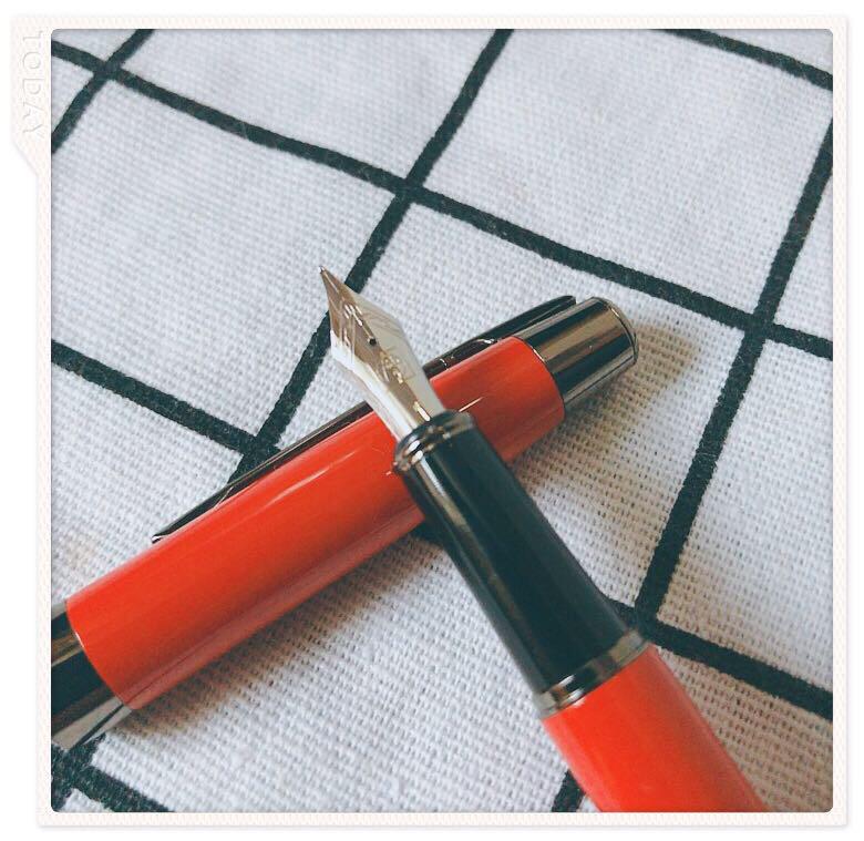 手账 毕加索920费帝奇钢笔测评笔记_时光手帐