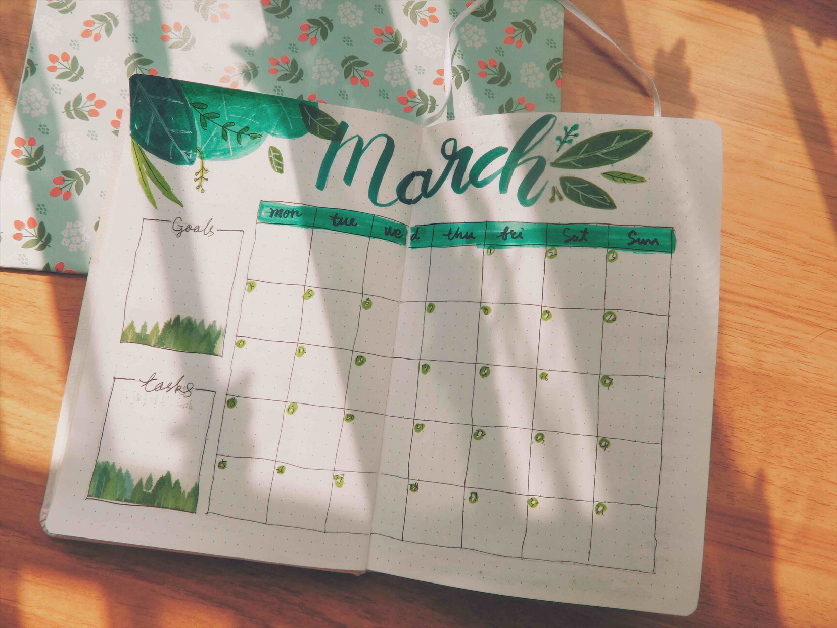 手帐 #3月bujo#这个月的主题是... ,手帐工具