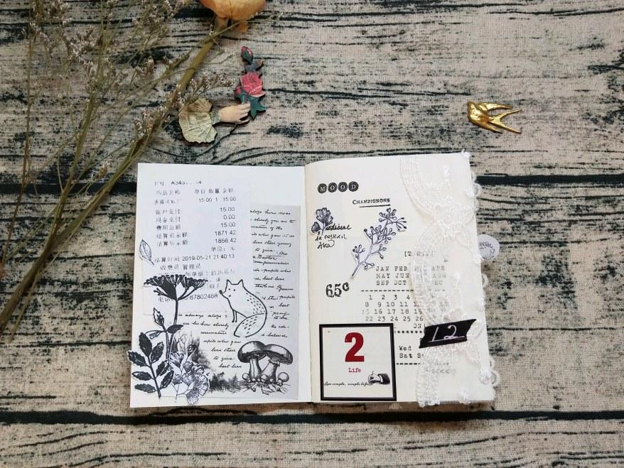 手帐 【tn护照本】是我爱的护照本了... ,手帐工具