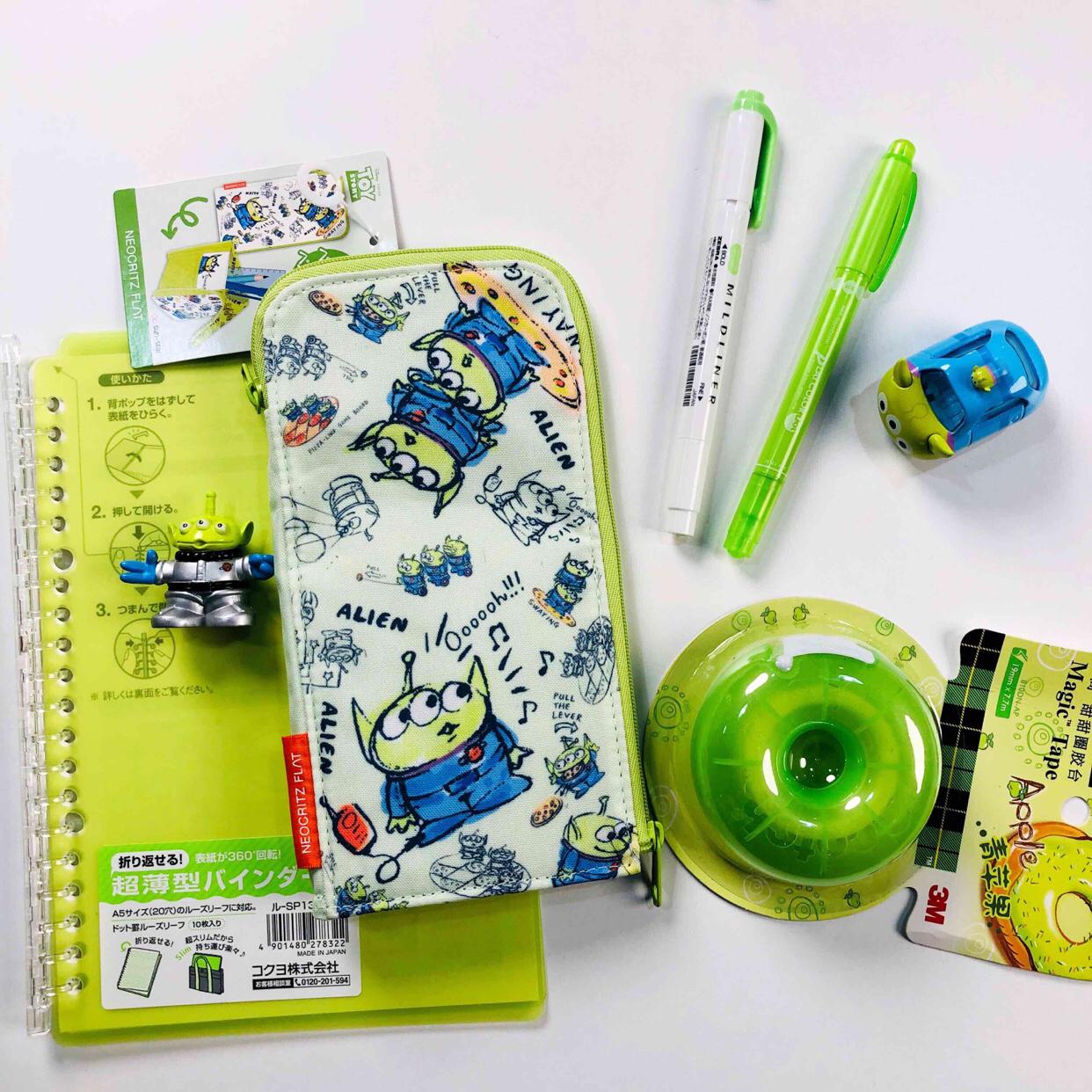 手账 #文具安利#我最爱的笔袋推荐第... ,手帐工具